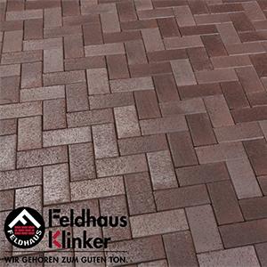 Тротуарный клинкер409-2