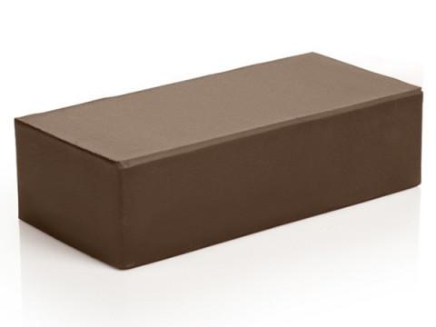Кирпич клинкерный Магма Шоколад полнотелый