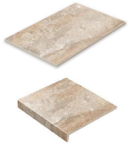 Клинкерная плитка напольная Stroeher Epos 8045(955)